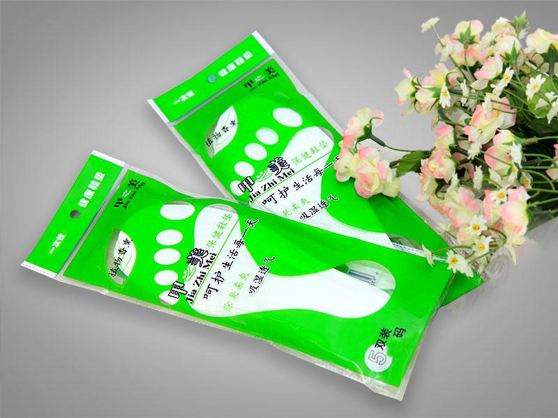 除湿防臭健康鞋垫
